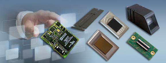MB FingerMetrica: Fingerabdruck Sensoren - Sensortechnik, Fingerprint Module
