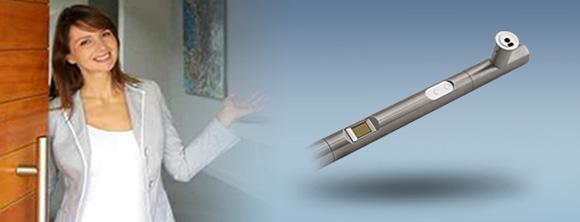 Fingerabdruckerkennung: Fingerabdruck Sensoren, Fingerprint Hard- und Software