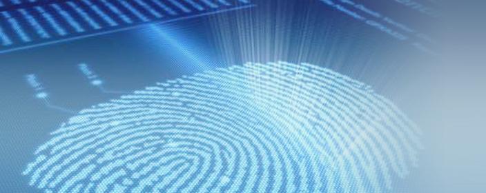 Fingerabdruck Sensoren