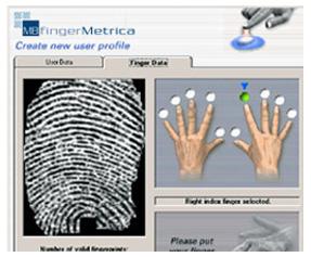 Fingerabdruck Geräte